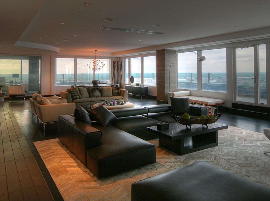 Luxury Penthouse At The Residences At Two Liberty Place